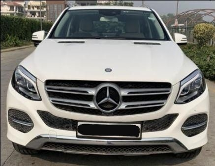 Mercedes-Benz GLE 350 d 2017