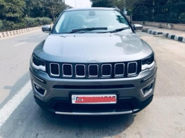 Jeep Compass Limited Plus 2.0 Diesel 4X2 2019