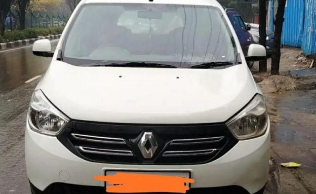 Renault Lodgy 85 PS RxE 7 STR 2017