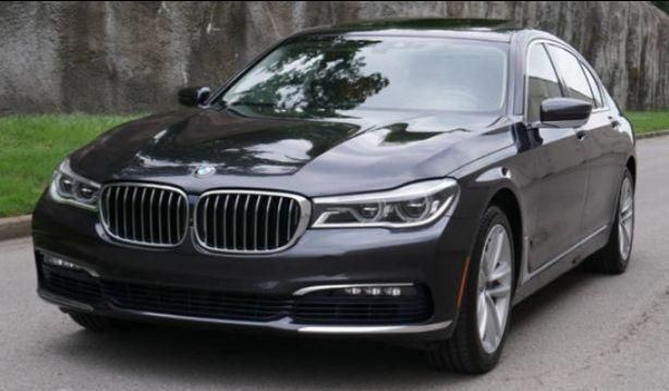 BMW 7 Series 750Li Design Pure Excellence (CBU) 2016