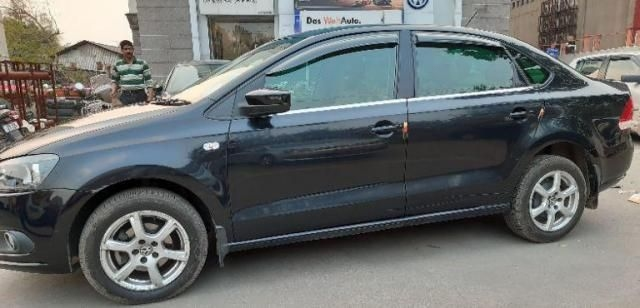 Volkswagen Vento 1.2 TSI Highline AT 2014
