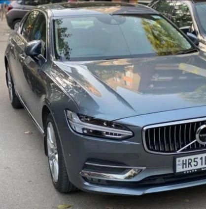 Volvo S90 Inscription Luxury 2018