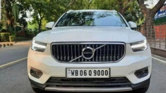 Volvo XC40 D4 Inscription 2018