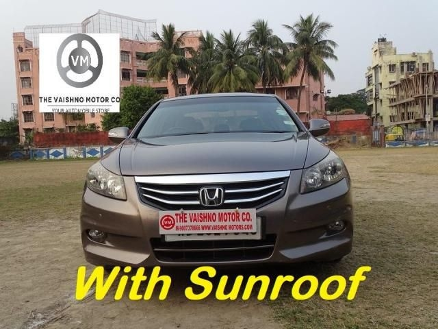Honda Accord 2.4 i-VTEC MT 2011