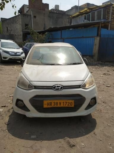 Hyundai Xcent S AT 1.2 2016