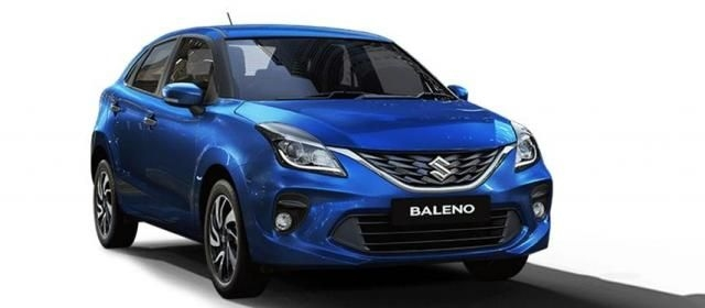 Maruti Suzuki Baleno Alpha 1.2 AT BS6 2020