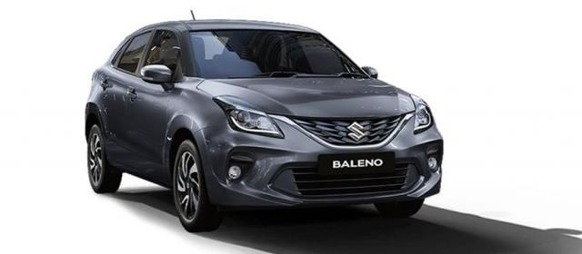 Maruti Suzuki Baleno Delta 1.2 AT BS6 2020
