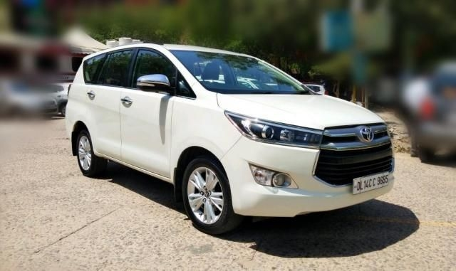Toyota Innova Crysta 2.7 ZX AT 7 STR 2016