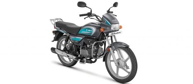 Hero Splendor Plus Self Alloy 100cc IBS BS6 2020