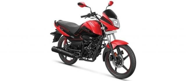 Hero Splendor iSmart 110cc Fi BS6 2020