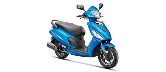 Hero Maestro Edge 125cc Disc BS6 2020