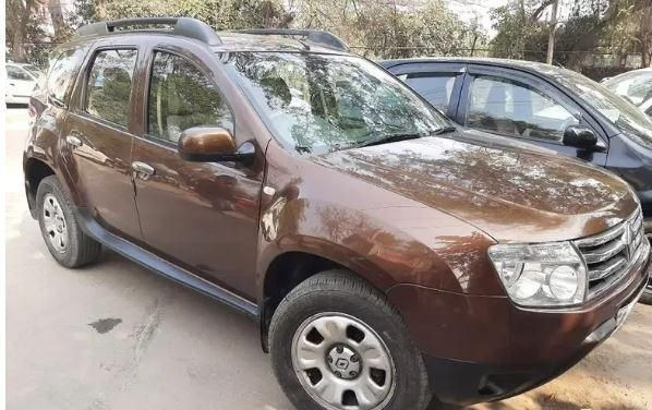 Renault Duster 85 PS RXL 2013