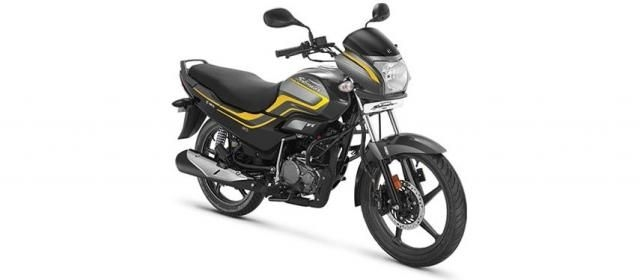 Hero Super Splendor Self Drum Alloy 125cc BS6 2021