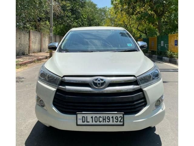 Toyota Innova Crysta 2.8 ZX AT 7 STR 2017