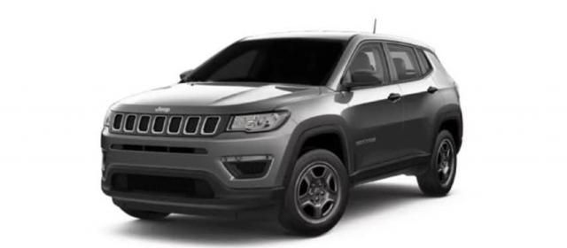 Jeep Compass Longitude 2.0 Diesel 4x4 AT BS6 2020