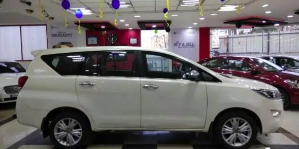Toyota Innova Crysta 2.8 Z AT 7 STR 2018