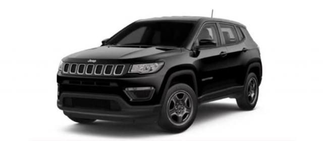 Jeep Compass Limited Plus Diesel BS6 2020