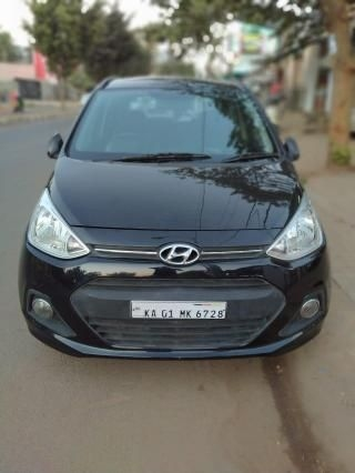 Hyundai Grand i10 ASTA AT 1.2 KAPPA VTVT 2013