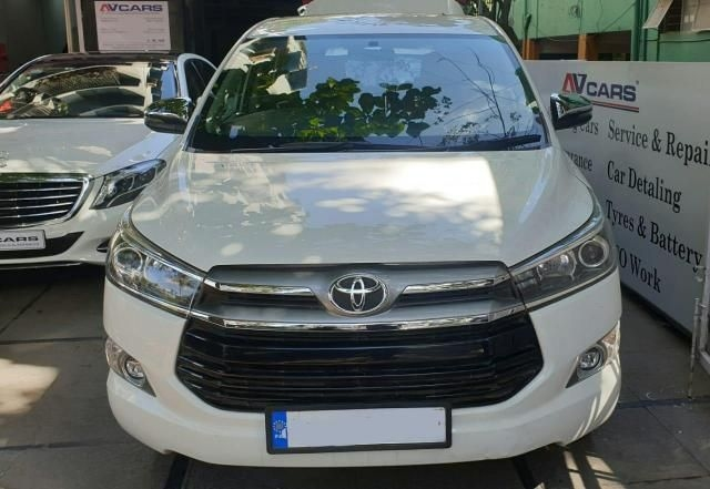 Toyota Innova Crysta 2.8 Z AT 7 STR 2019
