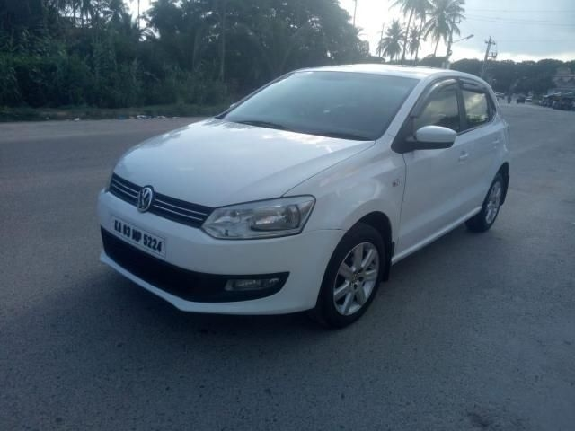 Volkswagen Polo 1.2 TDI Highline 2011