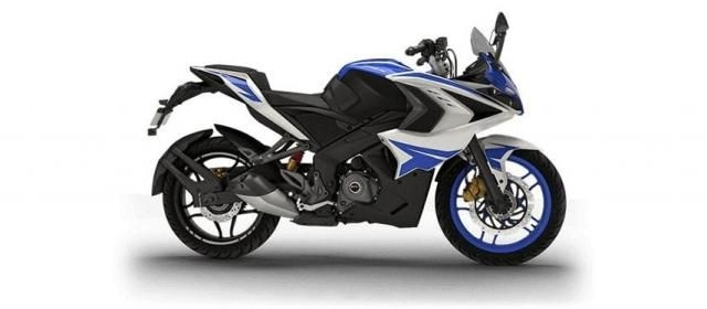 Bajaj Pulsar RS200 ABS BS6 2021