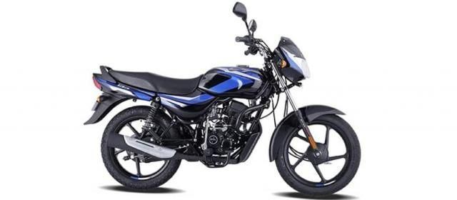 Bajaj CT 100 ES ALLOY FI BS6 2020