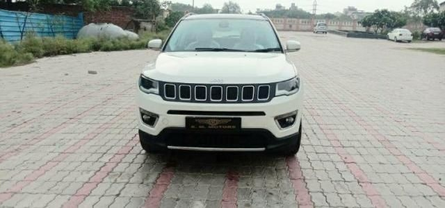 Jeep Compass Limited Plus 1.4 Petrol AT 2019