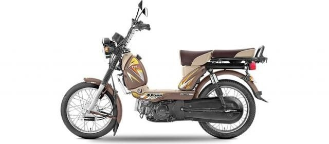 TVS XL 100cc Heavy Duty ES Special Edition BS6 2020