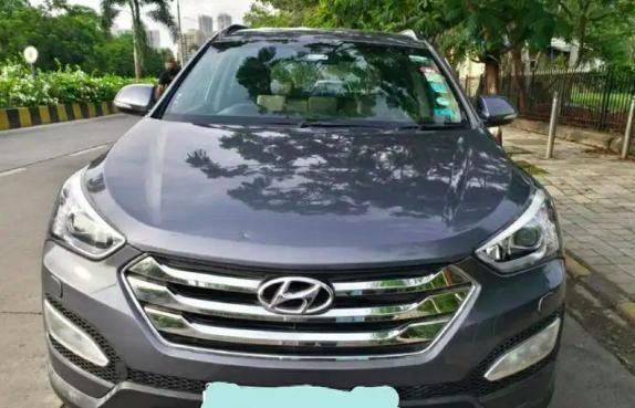 Hyundai Santa FE 4 WD AT 2014