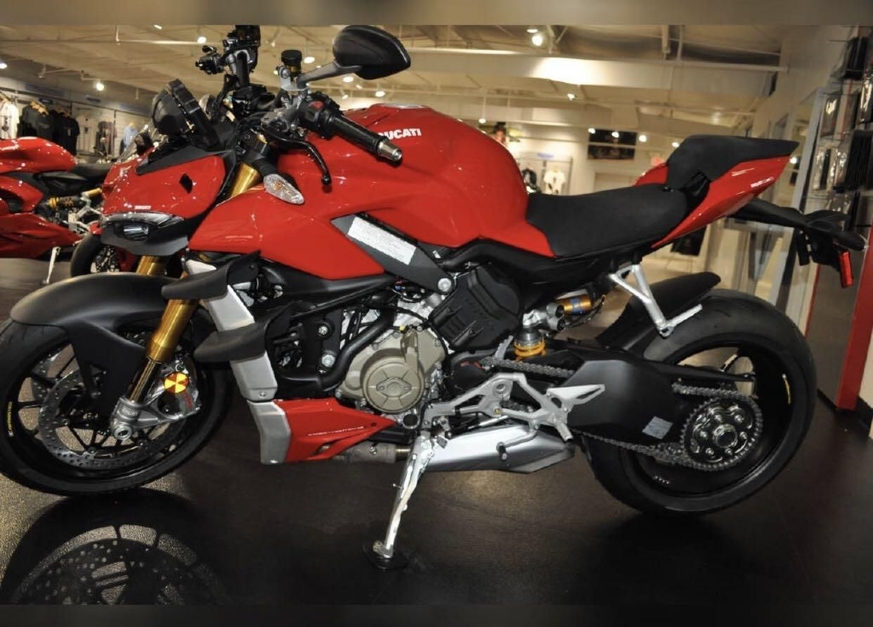 OFFICIAL: The Ducati Multistrada V4 is definitely on it