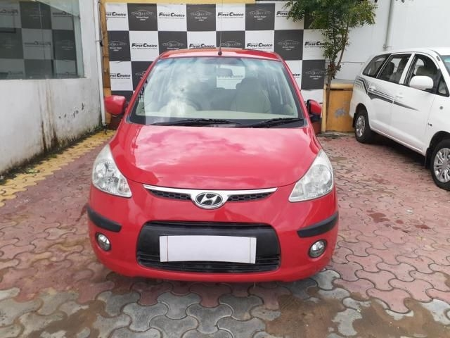 Hyundai i10 Asta 1.2 AT Kappa2 With Sunroof 2010