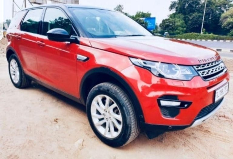 Land Rover Discovery Sport HSE Luxury 7-Seater 2018