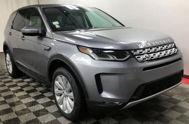 Land Rover Discovery 2.0 SE 4WD Diesel 2020