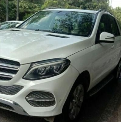 Mercedes-Benz GLE 250 d 2017