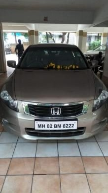Honda Accord 2.4 i-VTEC MT 2009