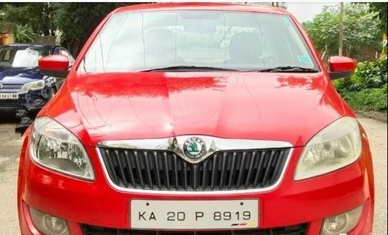 Skoda Rapid 1.5 TDI CR Elegance Plus 2012