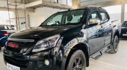Isuzu D-Max V-Cross HIGH DIESEL 2017