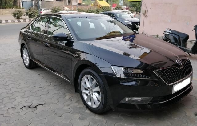 Skoda Superb 1.8 L&K TSI AT 2018