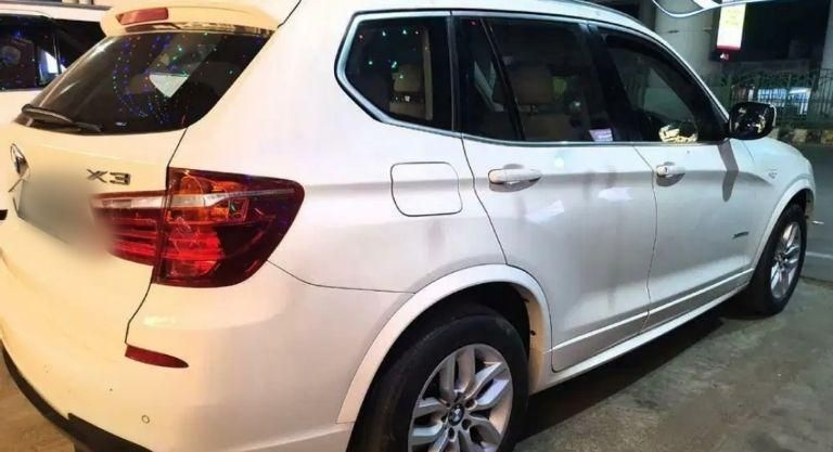 BMW X3 xDrive 20d Expedition 2012