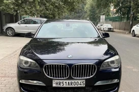 BMW 7 Series 730 Ld Signature 2011
