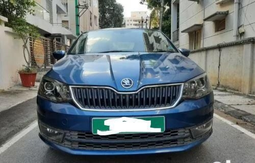 Skoda Rapid 1.5 TDI CR Elegance Plus AT 2018
