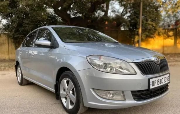 Skoda Rapid Style 1.5 TDI AT 2016
