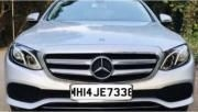 Mercedes-Benz E-Class E 200 Exclusive 2020