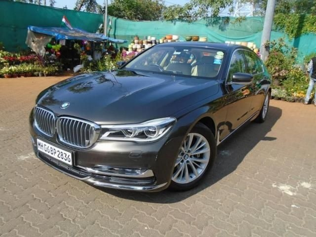 BMW 7 Series 730Ld DPE (CBU) 2016