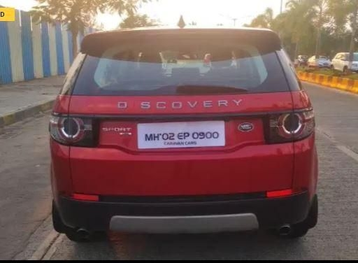 Land Rover Discovery Sport HSE Luxury 7-Seater 2017