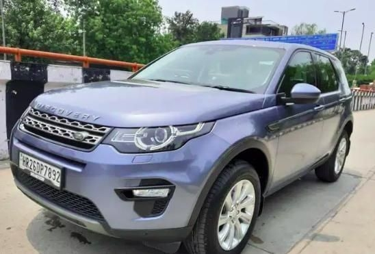 Land Rover Discovery Sport SE Petrol 2018