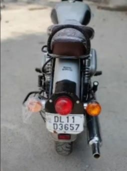 Royal Enfield Classic 350cc ABS 2019