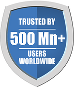 Trusted By 450 Mil+ User Worldwide
